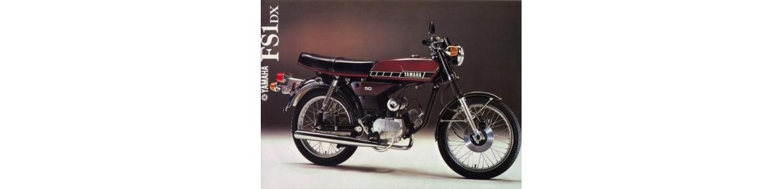 En klassiker behøver da originale Yamaha reservedele